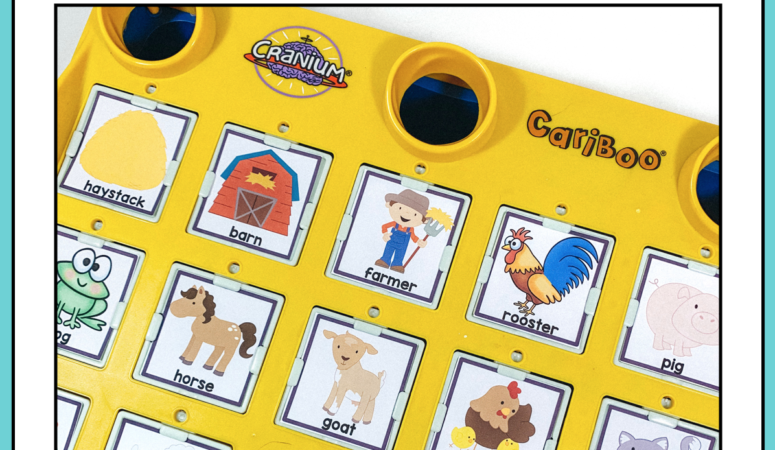 How To Use Cariboo Cards in Speech Therapy